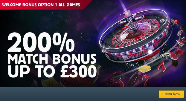 Betfair казино бонуси