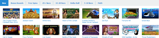 Betfair казино игри