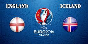 Прогноза за Англия - Исландия