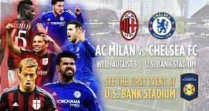 Милан - Челси
